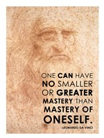 Mastery of Oneself Fine-Art Print