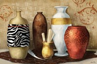 Safari Vase Fine-Art Print