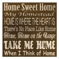 Home Sweet Home 2 Fine-Art Print