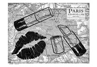 Primped Paris Fine-Art Print