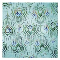 Peacock Pattern 2 Fine-Art Print