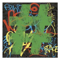 Graffiti Fine-Art Print