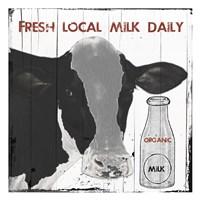 Fresh Local Milk Fine-Art Print