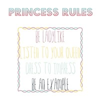 Little Princess Fine-Art Print