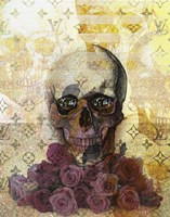 Skulls And Diamonds Fine-Art Print