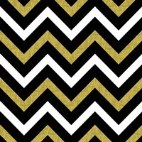Bling Chevron Fine-Art Print