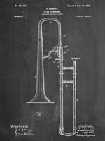 Slide Trombone Fine-Art Print