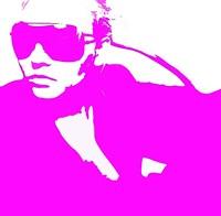 Niki Pink Fine-Art Print