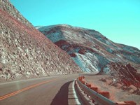 Death Valley Road 1 Fine-Art Print