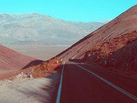 Death Valley Road 3 Fine-Art Print