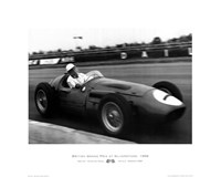 A. Smith - British Grand Prix-Silverstone-'56 Fine-Art Print