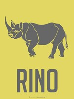 Rhino Grey Fine-Art Print