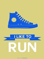 I Like to Run 2 Fine-Art Print