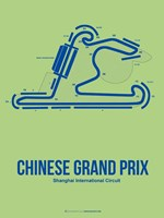 Chinese Grand Prix 1 Fine-Art Print