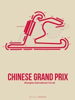 Chinese Grand Prix 3 Fine-Art Print