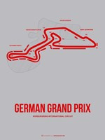 German Grand Prix 1 Fine-Art Print
