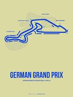 German Grand Prix 2 Fine-Art Print