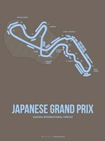Japanese Grand Prix 1 Fine-Art Print