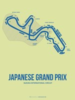 Japanese Grand Prix 2 Fine-Art Print