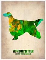 Gordon Setter 2 Fine-Art Print
