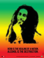 Bob Marley Fine-Art Print