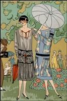 Vintage Couture VI Fine-Art Print