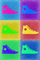 Shoe Pop Art 2 Fine-Art Print