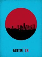 Austin Circle 1 Fine-Art Print