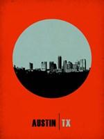 Austin Circle 2 Fine-Art Print
