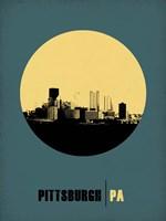 Pittsburgh Circle 1 Fine-Art Print