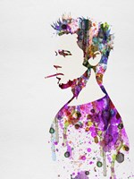 Fight Club Watercolor Fine-Art Print