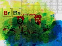 Br Ba Watercolor 1 Fine-Art Print