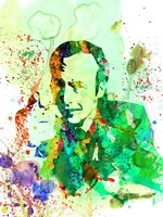 Saul Watercolor Fine-Art Print
