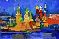 Moscow Fine-Art Print