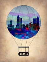 Atlanta Air Balloon Fine-Art Print
