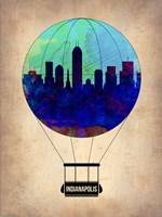 Indianapolis Air Balloon Fine-Art Print