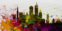 Boston City Skyline Fine-Art Print