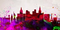 Las Vegas City Skyline Fine-Art Print