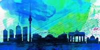 Berlin City Skyline Fine-Art Print