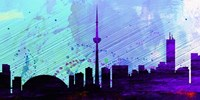 Toronto City Skyline Fine-Art Print