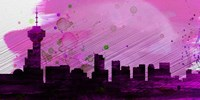 Vancouver City Skyline Fine-Art Print