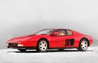 1983 Ferrari 512 Testarossa Fine-Art Print