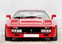 1980 Ferrari 288 GTO Front Fine-Art Print