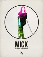 Mick Watercolor Fine-Art Print