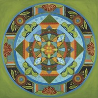 Next Year Mandala Fine-Art Print