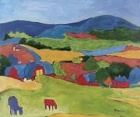 Vermont Summer Fine-Art Print