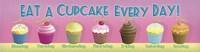 Cupcake Every Day Fine-Art Print