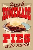 Fresh Homemade Pies Fine-Art Print