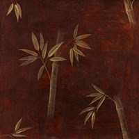 Red Bamboo Fine-Art Print