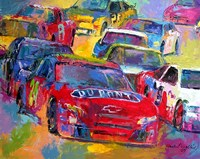 Jeff Gordon Fine-Art Print